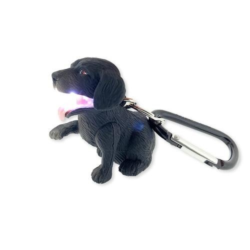 Sun Company Animal LED Carabiner Flashlight