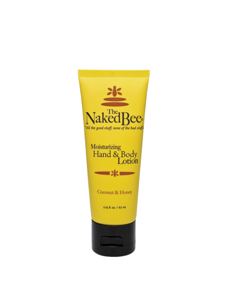 Naked Bee Coconut & Honey Lotion 2.25 oz