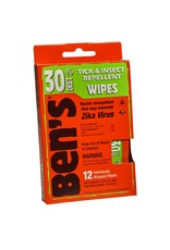 Adventure Medical Bens 30% Wipes