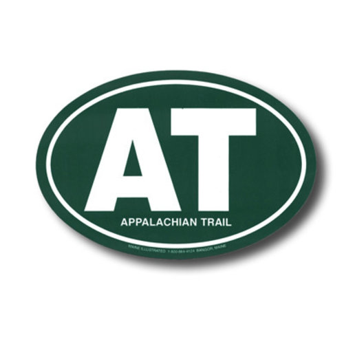 Appalachian Trail Conservancy AT Oval Magnet