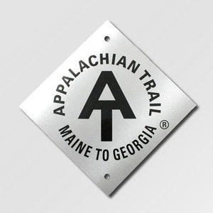 Appalachian Trail Conservancy AT Replica Trail Marker