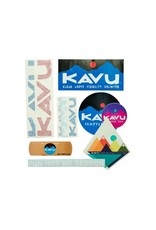 Kavu Sticker Pack