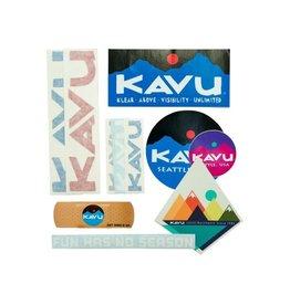 Kavu Sticker Pack