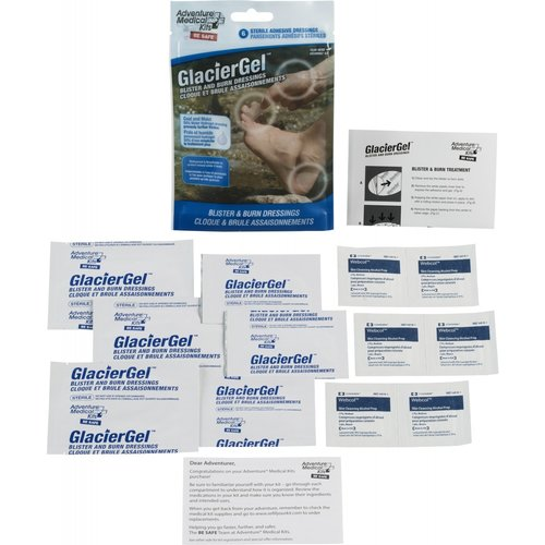 Adventure Medical Glacier Gel Blister and Burn