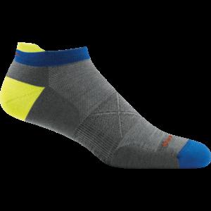 Darn Tough Men's Vertex No Show Tab Ultra Light Cushion Sock