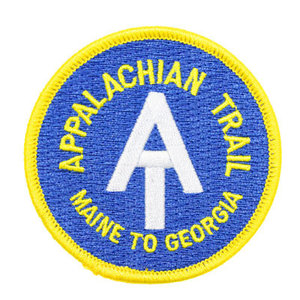 Appalachian Trail Conservancy AT Original Symbol Patch
