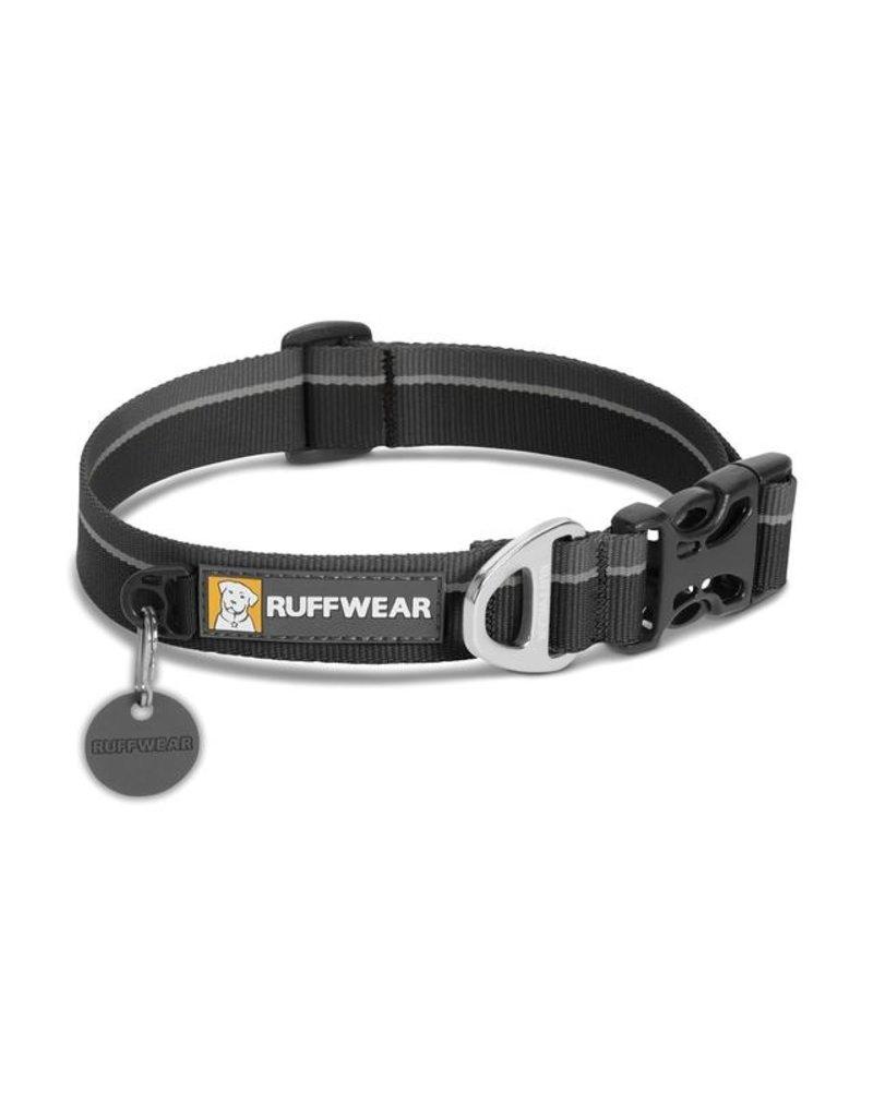 Ruffwear Solid Stripe Hoopie Dog Collar