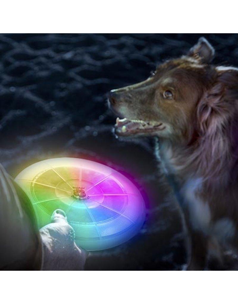 Nite Ize Flashflight Dog Discuit LED Flying Disc