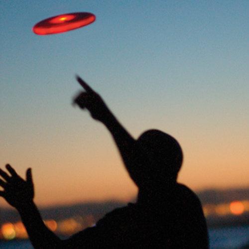 Nite Ize Flashflight® Light Up Flying Disc Disc-O