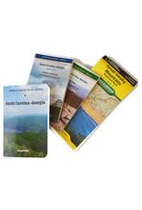 Appalachian Trail Conservancy North Carolina/Georgia AT Guidebook & Map Set