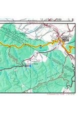 MOUNTAINEERS BOOKS Tennessee/North Carolina AT Map Set