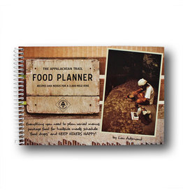 MOUNTAINEERS BOOKS The Appalachian Trail Food Planner