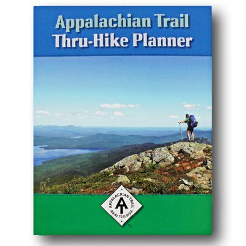 MOUNTAINEERS BOOKS Appalachian Trail Thru-Hike Planner