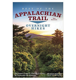 Appalachian Trail Conservancy Best of the Appalachian Trail Overnight Hikes