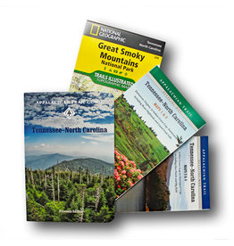 Appalachian Trail Conservancy Tennessee/North Carolina Guidebook & Map Set