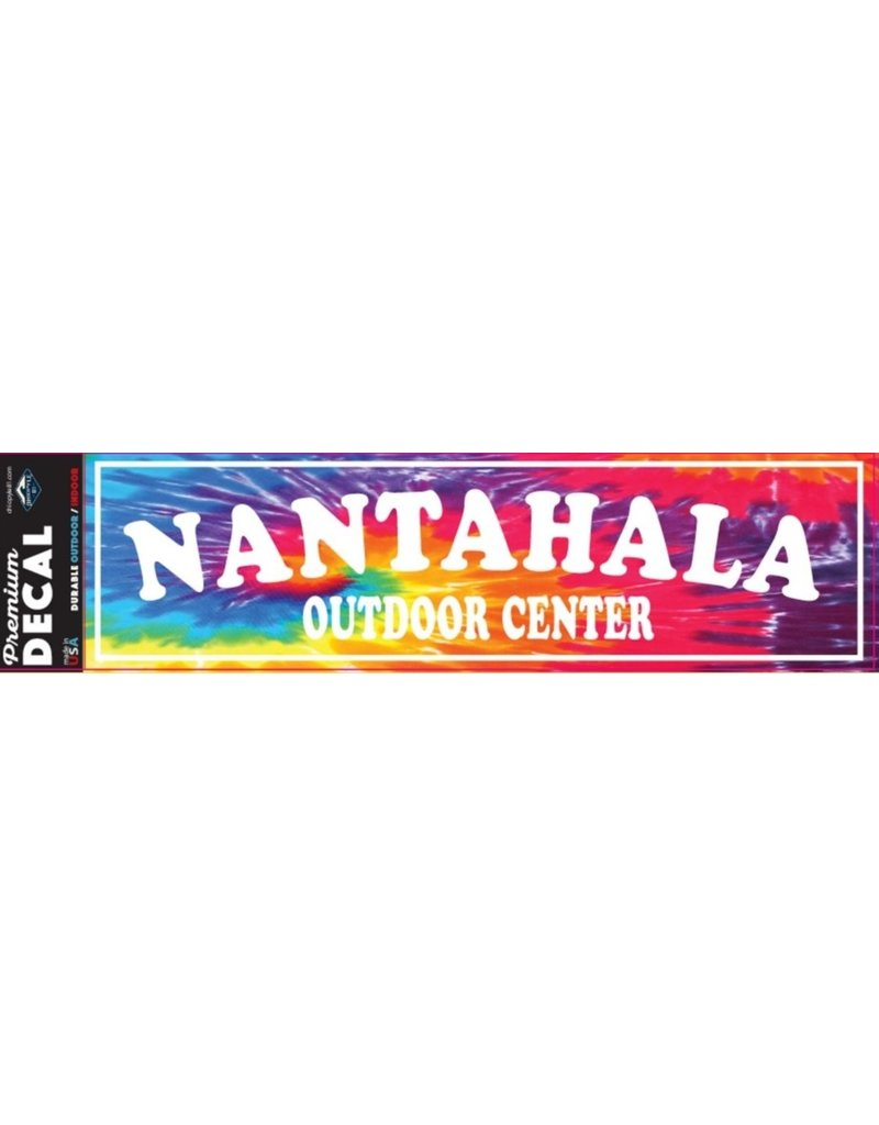 NOC Nantahala Outdoor Center Sticker