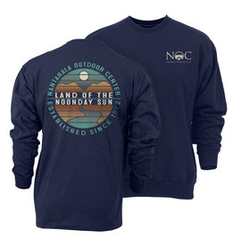 NOC NOC Mirrored Noonday Sun Sweatshirt -