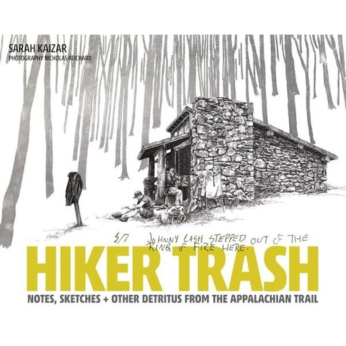 MOUNTAINEERS BOOKS Hiker Trash