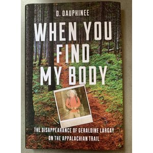 National Book Network When You Find My Body