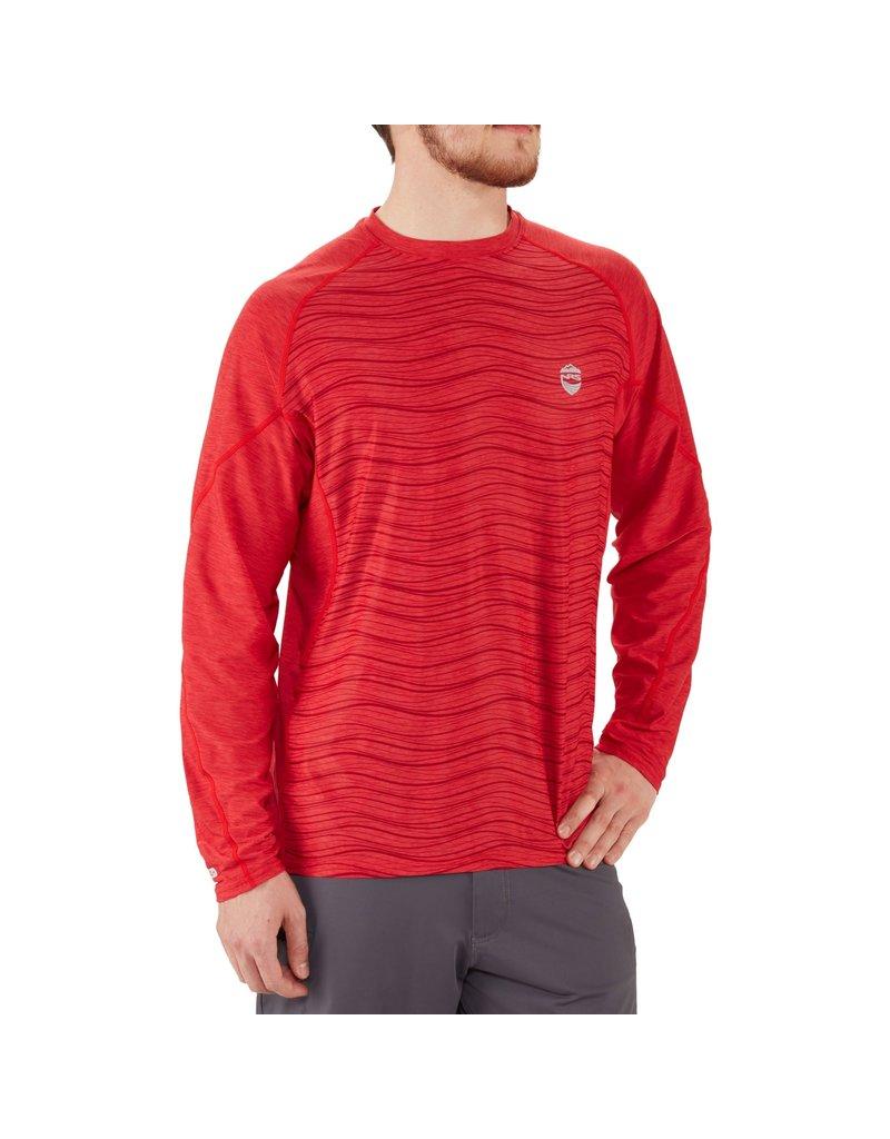 NRS Men's H2Core Silkweight Long-Sleeve Shirt