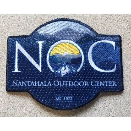 NOC Logo Patch