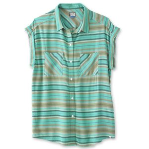 Kavu Women's Belfair Short Sleeve Shirt
