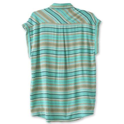 Kavu Women's Belfair Short Sleeve Shirt