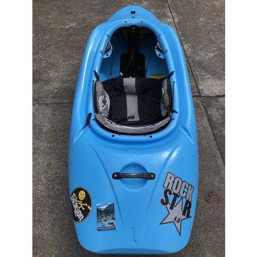 Jackson Kayak Rock Star 4.0 - LG - Sky Blue - Demo - 2020 -
