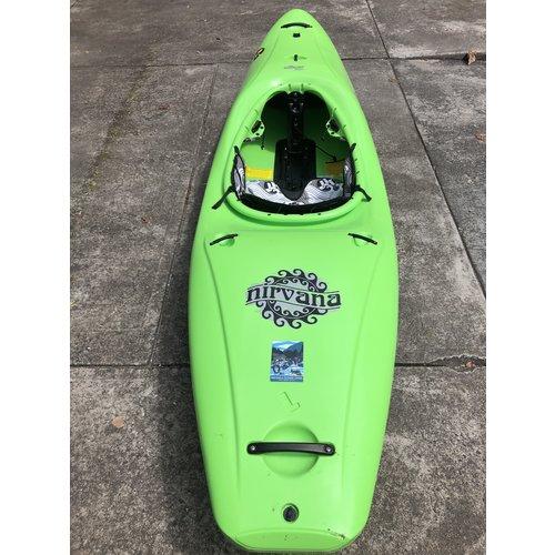 Jackson Kayak Nirvana - LG - Lime - Demo - 2020