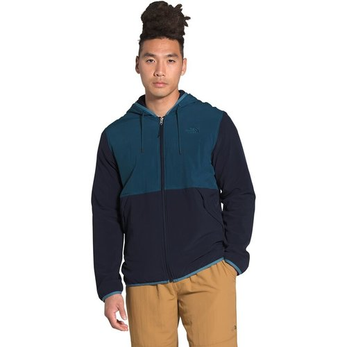 North Face Men's Mountain Sweatshirt Full Zip Hoody