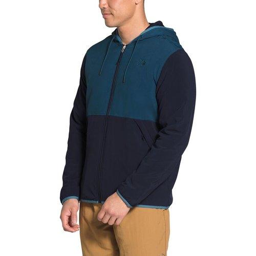 North Face Men's Mountain Sweatshirt Full Zip Hoody