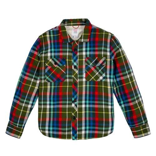 Topo Designs Men's Field Shirt Plaid