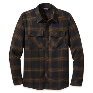 Outdoor Research Men's Sandpoint Flannel Shirt