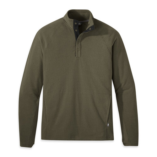 Outdoor Research Men's Trail Mix Snap Pullover