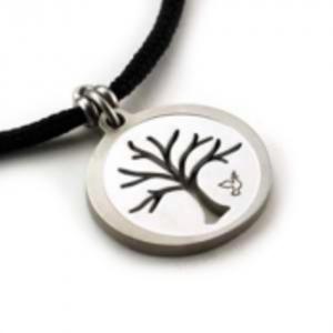 Tarma Tree of Life Pendant on 2mm Polycord
