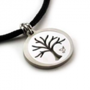 Tree of Life Pendant on 2mm Polycord