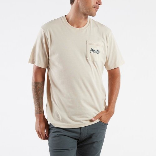 Howler Brothers Men's Classic Shapes Pocket T