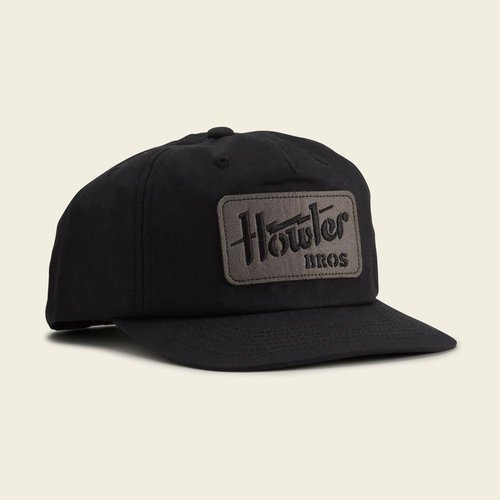 Howler Brothers Electric Stencil Snapback