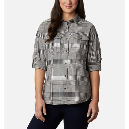 Columbia Women's Pine Street Stretch Flannel