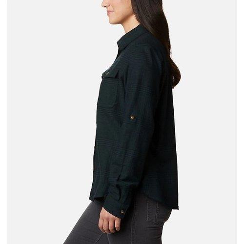 Columbia Women's Pine Street Stretch Flannel