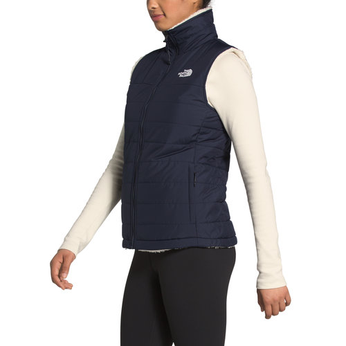 North Face Women's Mossbud Insulated Reversible Vest