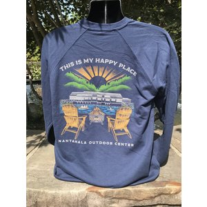 NOC My Happy Place Crewneck Sweatshirt