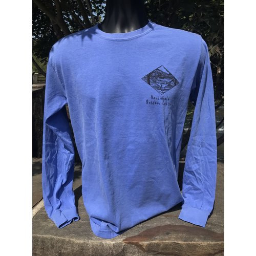NOC Chillin Hammock Outfitters Store Long Sleeve Tee