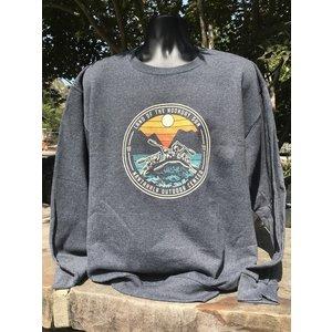 NOC 1972 Rafting Rivet Crewneck Sweatshirt