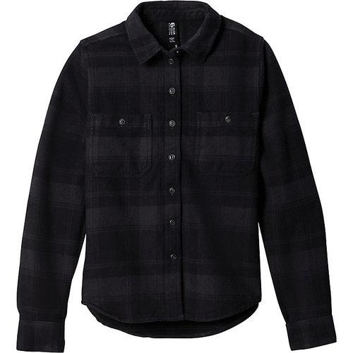 Mountain Hardwear Women's Plusher Long Sleeve Shirt