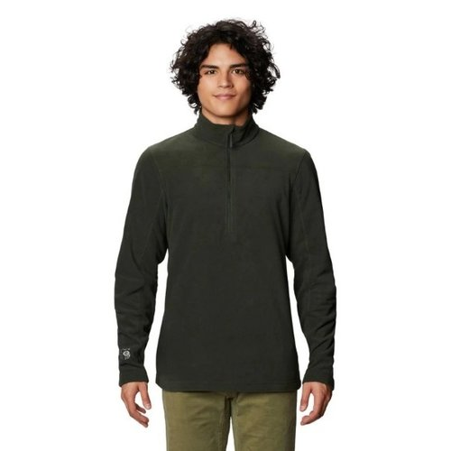 Mountain Hardwear Men's Microchill 2.0 Zip T-Shirt