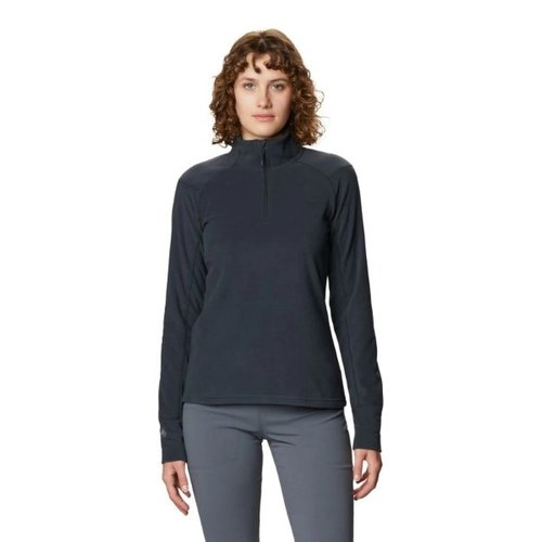 Mountain Hardwear Women's Microchill 2.0 Zip T-Shirt