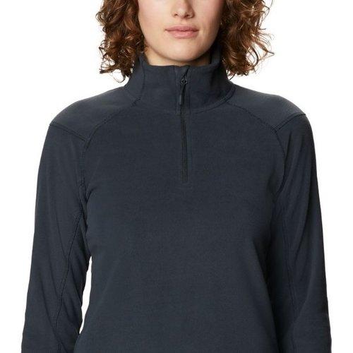 Mountain Hardwear Women's Microchill 2.0 Zip T-Shirt