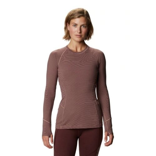 Mountain Hardwear Women's Ghee Long Sleeve Crew