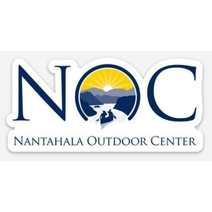 NOC Full Color Logo sticker